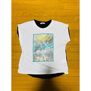 ピンクラテ(PINK-latte)のピンクラテ  Tシャツ  Sサイズ(Tシャツ/カットソー)