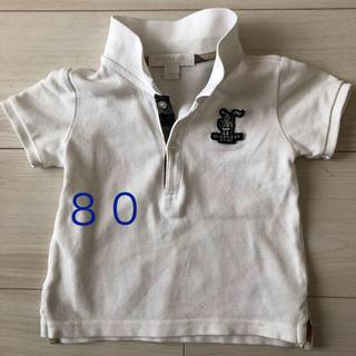 バーバリー(BURBERRY)のバーバリーチルドレン ポロシャツ(シャツ/カットソー)