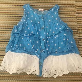 ウィルメリー(WILL MERY)の丸高衣料フリルカットソー(Tシャツ/カットソー)