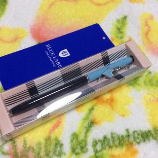 バーバリーブルーレーベル(BURBERRY BLUE LABEL)のhiro 0125 様専用ですバーバリー クレストブリッジ ボールペン(ペン/マーカー)