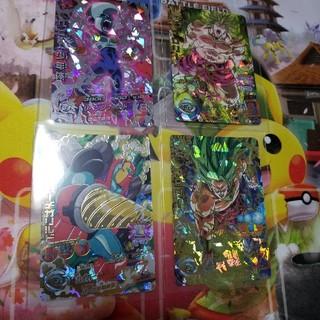 ドラゴンボール(ドラゴンボール)のドラゴンボールヒーローズ カードセット①(シングルカード)
