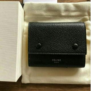 セリーヌ(celine)のCELINE セリーヌ 三つ折り財布(折り財布)