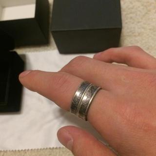 ビームス(BEAMS)のモルガンリング   1788年製1850年製  ×2     (リング(指輪))