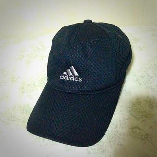 アディダス(adidas)のadidas❤️ランニングキャップ(キャップ)