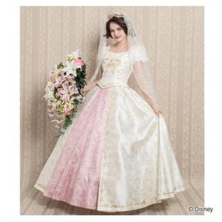f3c339b3f97aa シークレットハニー(Secret Honey)の新品 シークレットハニー ラプンツェル ウェディングドレス(衣装)
