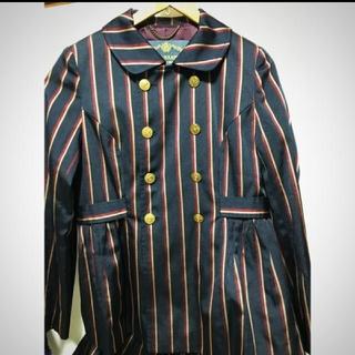 ジェーンマープル(JaneMarple)のJane Marple レジメンタルストライプ スーツ(セット/コーデ)