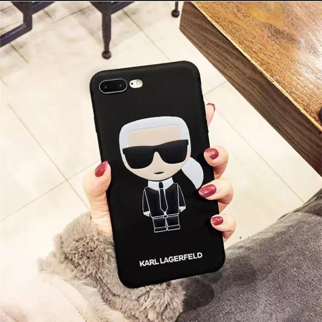 グッチ iphonex ケース レディース - 【予約商品】カールラガーフェルド  iPhoneケースの通販 by Noz |ラクマ