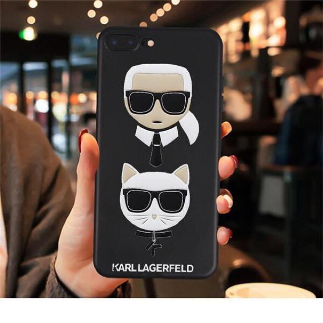 グッチ iphonexr ケース メンズ / 【予約商品】カールラガーフェルド iPhoneケースの通販 by Noz |ラクマ