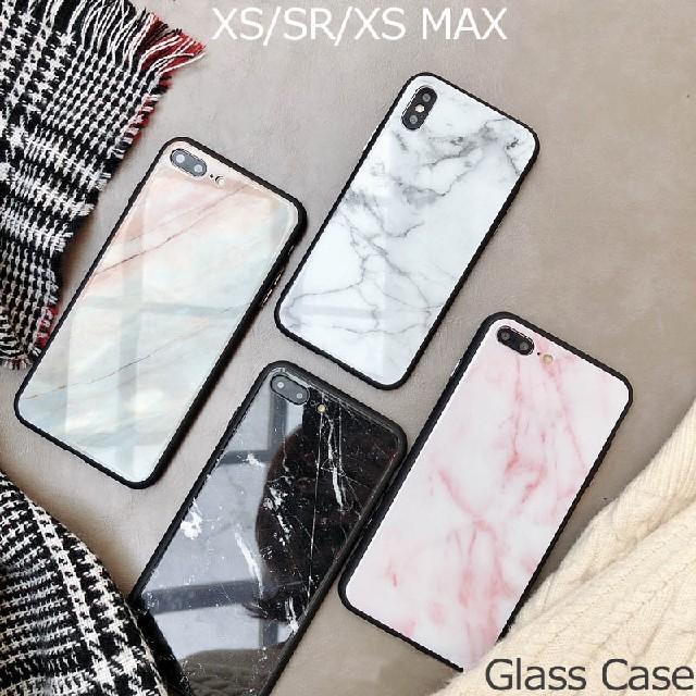 ♡セール♡大理石調iPhoneケースの通販 by MOMO's shop|ラクマ
