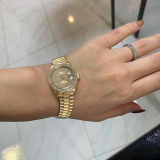 ロレックス(ROLEX)のRolex レディース 金無垢(腕時計)