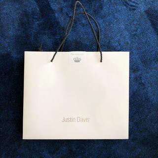 ジャスティンデイビス(Justin Davis)の紙袋(その他)