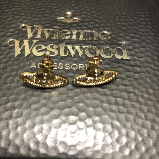 Vivienne Westwood(ヴィヴィアンウエストウッド)のヴィヴィアンピアス メンズのアクセサリー(ピアス(両耳用))の商品写真