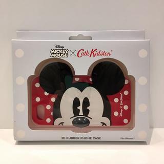 キャスキッドソン(Cath Kidston)の新品★cath kidston★ミッキーiPhoneケース(iPhoneケース)