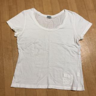 シェル(Cher)のcher☆bianca's closet☆ポケットTシャツ(Tシャツ(半袖/袖なし))