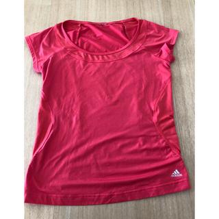 アディダス(adidas)のアディダス エクササイズ Tシャツ Lサイズ(トレーニング用品)