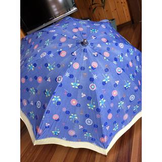 AURORA GRAN - 日傘 マリン