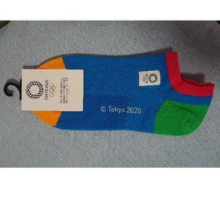 ナイガイ(NAIGAI)の東京 Tokyo 2020オリンピックソックス(ソックス)