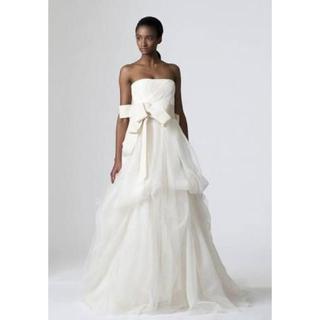 3e294ad834a5e ヴェラウォン(Vera Wang)のVara Wang Dinah US8 ウェディングドレス(ウェディングドレス