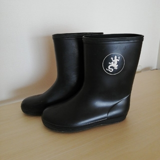 アニエスベー(agnes b.)のagnes b. アニエスb 長靴 キッズ 17センチ(長靴/レインシューズ)