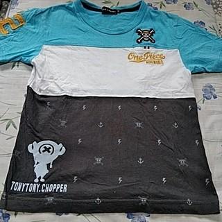 ee66c0322b338 ブルークロス(bluecross)のブルークロス×ワンピース Tシャツ SS(Tシャツ