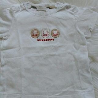 バーバリー(BURBERRY)のサイズ80 半袖バーバリー(Tシャツ)