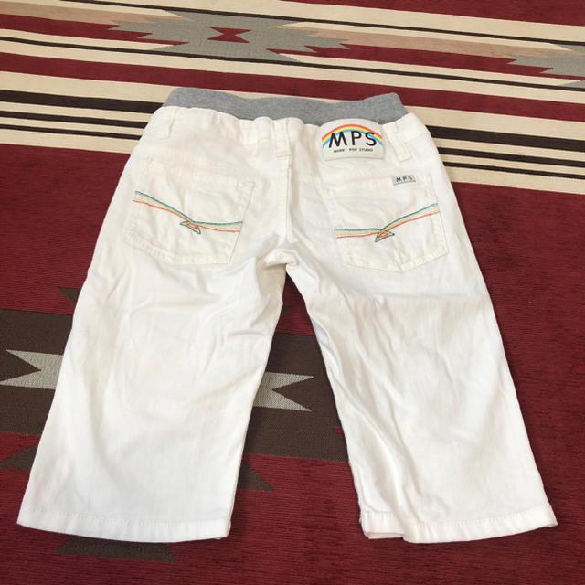 MPS(エムピーエス)のMPSキッズハーフパンツ キッズ/ベビー/マタニティのキッズ服男の子用(90cm~)(パンツ/スパッツ)の商品写真