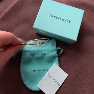 ティファニー(Tiffany & Co.)のTiffany ワイヤーブレスレット バングル(ブレスレット)