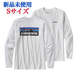 パタゴニア(patagonia)の新品未使用品 パタゴニア ロングスリーブ P Sサイズ ロンT(Tシャツ/カットソー(七分/長袖))