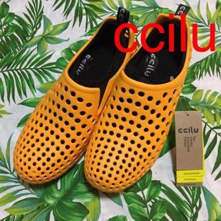 チル(ccilu)の新品*タグ付き  ccilu シューズ(スニーカー)