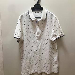 ユニクロ(UNIQLO)のユニクロメンズポロシャツ(ポロシャツ)