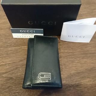 グッチ(Gucci)のGUCCI キーケース 正規品(キーケース)