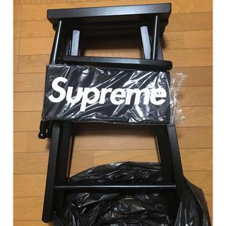 シュプリーム(Supreme)のSupreme Director's Chair Black 黒 椅子(折り畳みイス)