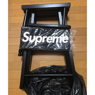 シュプリーム(Supreme)のSupreme Director's Chair Black ブラック 黒(折り畳みイス)