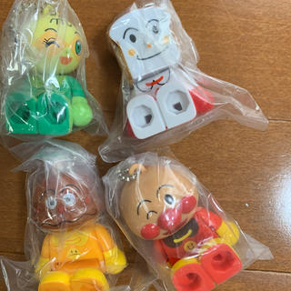 バンダイ(BANDAI)のアンパンマン  ブロックラボ ブロック 人形(積み木/ブロック)