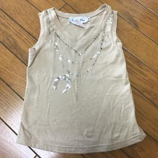 ディオール(Dior)のDIOR トップス(Tシャツ/カットソー)