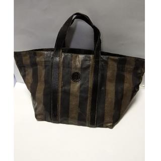 purchase cheap 556f6 42602 FENDI - kozu様専用 フェンディ トートバッグの通販|ラクマ