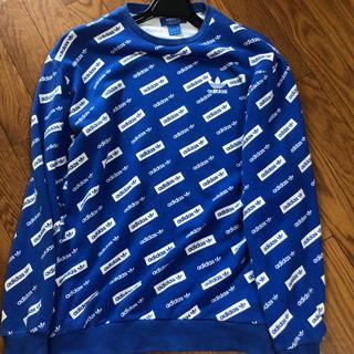 アディダス(adidas)のadidas長袖(Tシャツ/カットソー(七分/長袖))