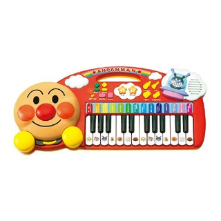 アンパンマン(アンパンマン)の新品 アンパンマン ピアノ(楽器のおもちゃ)