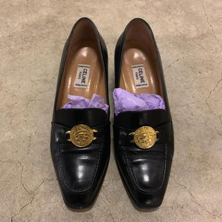 セリーヌ(celine)の皮靴(ローファー/革靴)