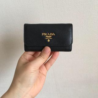 0fbe4007ab64 PRADA - ※プラダ キーケース リボンの通販 by bu_co'sshop|プラダならラクマ