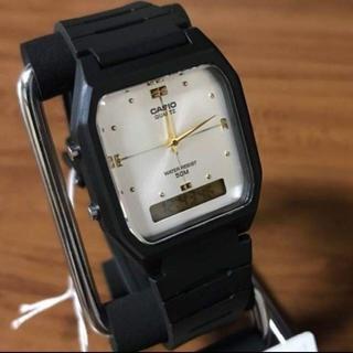3b06cc1c99 カシオ(CASIO)の新品✨カシオ CASIO アナデジ 腕時計 AW48HE-7A シルバー(