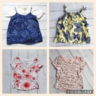 ed1c2519c0ad8 ベビーギャップ(babyGAP)の夏服D 80 ワンピース チュニック Tシャツ(