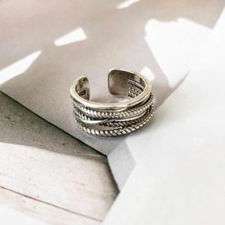 フィリップオーディベール(Philippe Audibert)のシルバーリングS925(リング(指輪))
