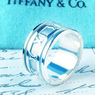 ティファニー(Tiffany & Co.)の未使用品 ティファニー アトラスワイドリング10号(リング(指輪))