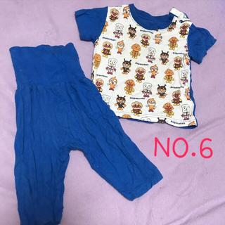 アンパンマン(アンパンマン)のNO.6 アンパンマン パジャマ 80(パジャマ)