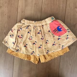 プチジャム(Petit jam)のpetit jam プチジャム キュロット スカート 90(スカート)