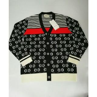 97a87bfd63b4 グッチ(Gucci)の美品 厚手GUCCI グッチ セーター カーディガン 男(カーディガン)