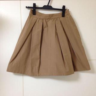 デミルクスビームス(Demi-Luxe BEAMS)のLAPIS LUCE BEAMSスカート(ひざ丈スカート)