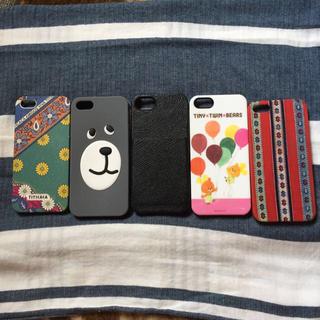 コーエン(coen)のiPhone5/5s ケース(モバイルケース/カバー)