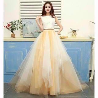 62a579f46c581 ウエディングドレス レース ボレロ トップスのみ 結婚式 披露宴 教会式(ウェディングドレス)